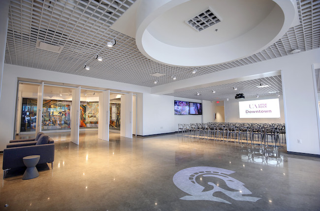 Downtown Interior Lobby