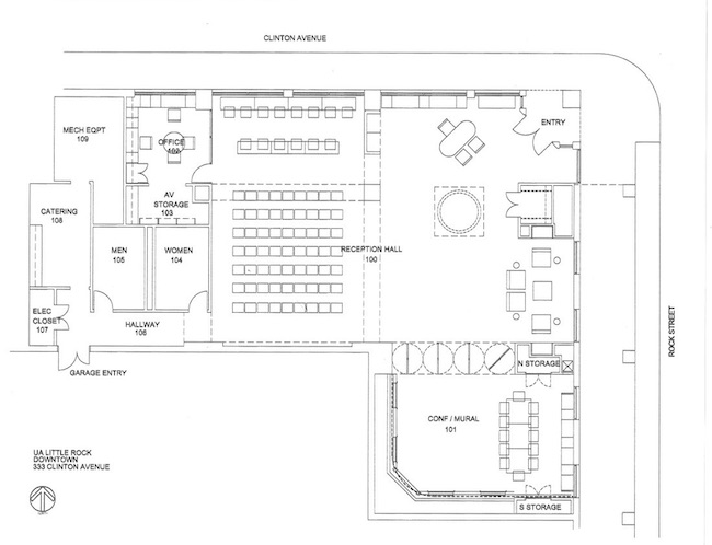 Downtown Floor Plan