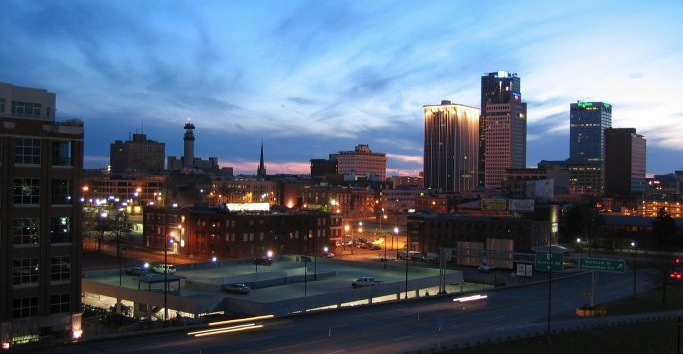 Downtown Little Rock photo