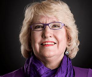 Portrait of Dr. Ann Robinson