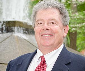 Portrait of Dr. Greg Barrett