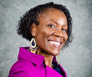 Portrait of Dr. Jennifer Hune