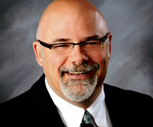 Portrait of Dr. Jim Vander Putten