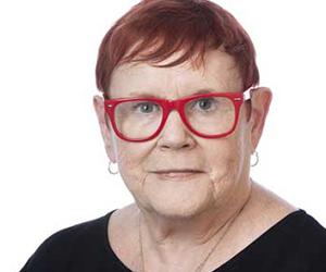 Portrait of Dr. Judith Hayn