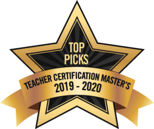 Teacher Certification Master's Badge 2019-2020