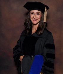 Portrait of Chelsea Bradley, Ph.D.