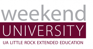Click here to see Weekend University offerings