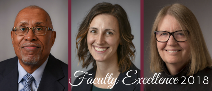 Faculty Excellence 2018