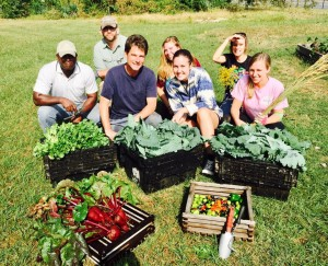 UA Little Rock campus gardeners