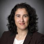 Dr. Laura Barrio-Vilar, Associate Professor of English