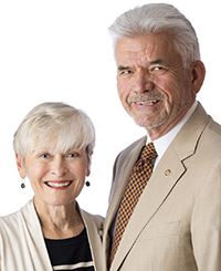 Alfred Williams and Elaine Eubank