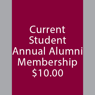 Yes, current students can become members of the Alumni Association!