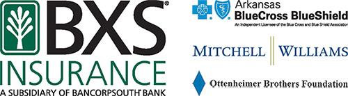 Sponsors: BX Insurance, Arkansas Blue Cross Blue Shield, Mitchell | Williams, Ottenheimer Brothers Foundation