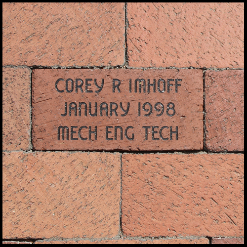 Purchase a commemorative brick.