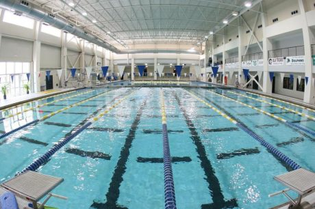 UA Little Rock DSC swimming pool