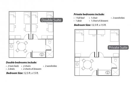 Room plans