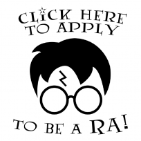 Click here to apply to be a resident assistant.