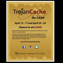 TrojanCache for CASH advertisement