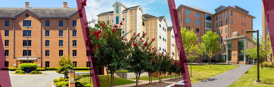 Housing options at UA Little Rock