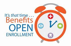 2021 Benefits Open Enrollment