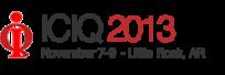 ICIQ 2013 logo