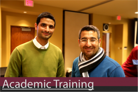 Academic Training Captioned