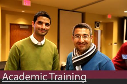 Academic Training Captioned