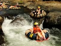 River Float Trip in Costa Rica Spring 2012