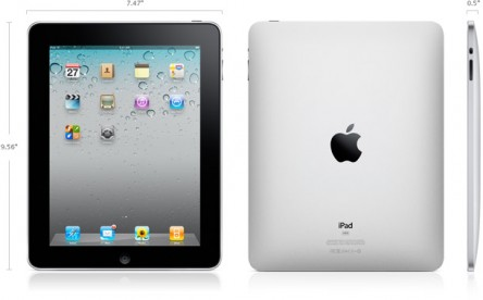 Apple iPad (source: apple.com)