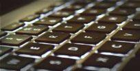 photo of computer keyboard