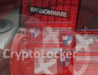 photo depicting CryptoLocker ransomware virus
