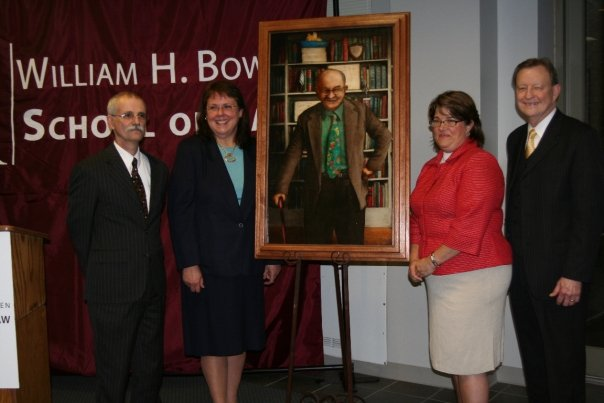 Susanne Roberts makes a planned gift to honor her late husband, James W. Spears