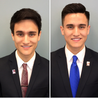 Featured Students, Andrew and Brandon Trevino
