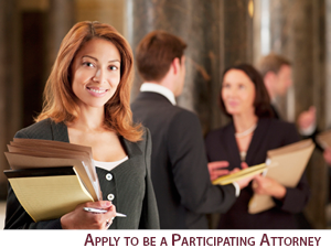 Apply to be an incubator attorney