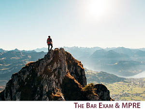 The Bar Exam and the MPRE