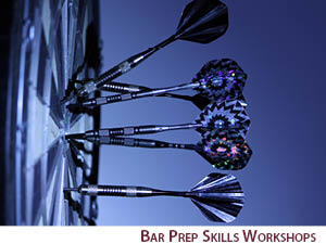 Bar Prep Skills Workshops
