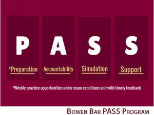 Bowen Bar PASS Program