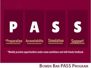 Bowen Bar PASS Program