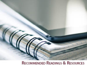 Recommended Readings and Resources