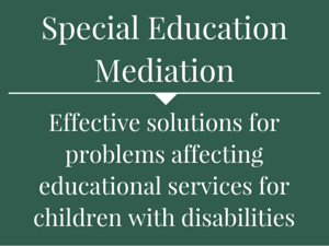 Arkansas Special Education Mediation Project