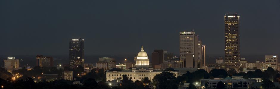 In the heart of Arkansas's capital city