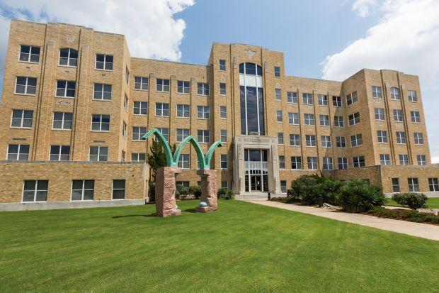 Photo of the UA Little Rock William H. Bowen School of Law