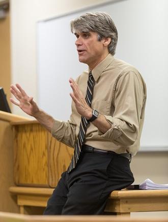Professor George Mader