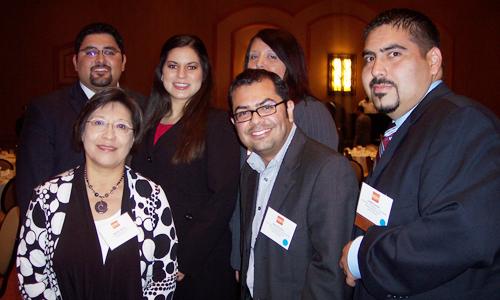 HLSA members with sponsor Associate Professor Ranko Shiraki Oliver