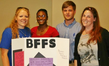 BFFS brings together all the individuals involved in helping students get a legal education.