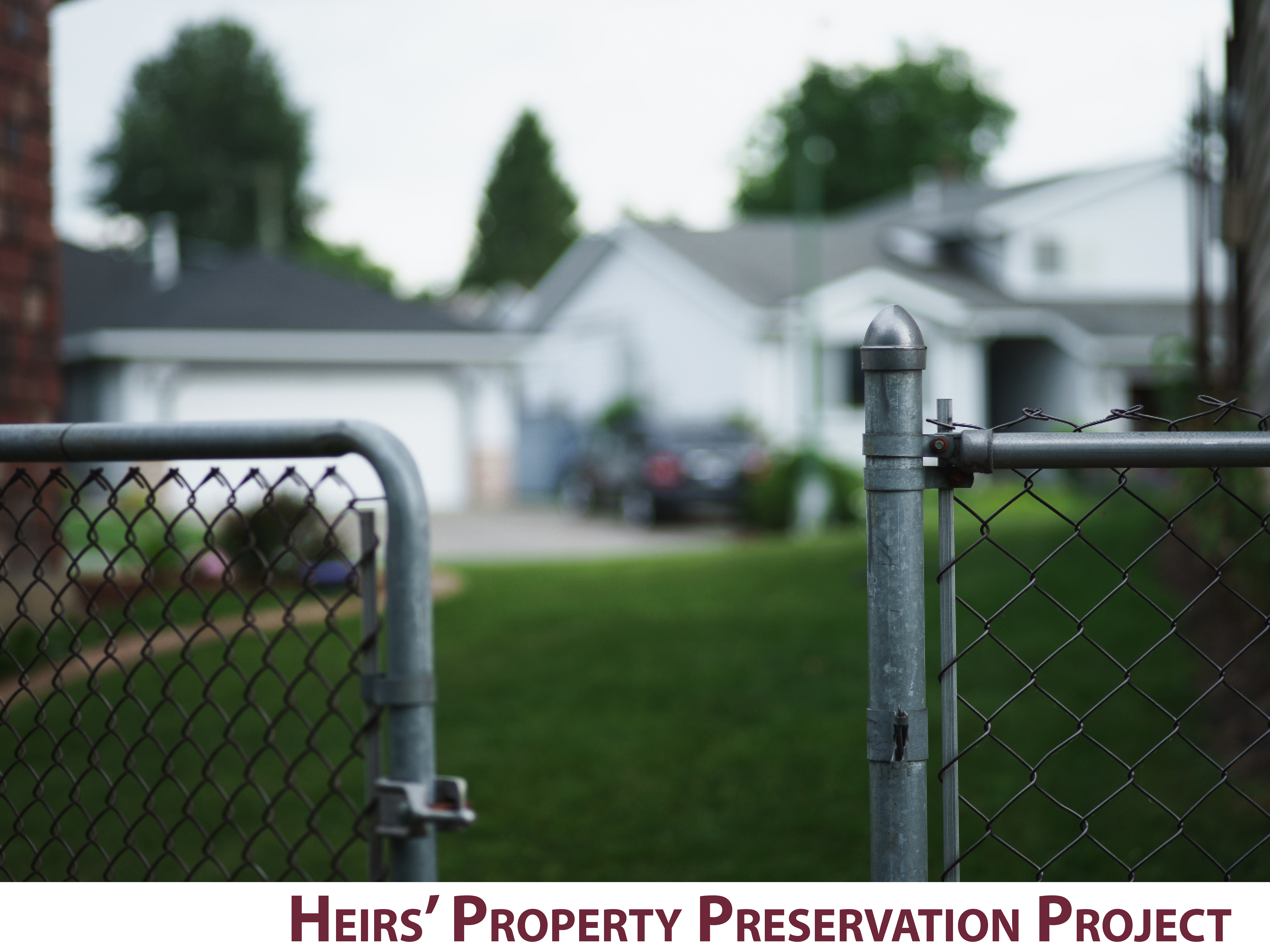 Heirs' Property Preservation Project