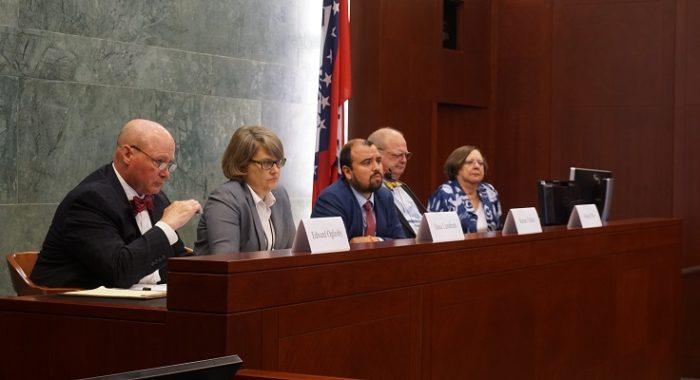 Judges panel for oral arguments