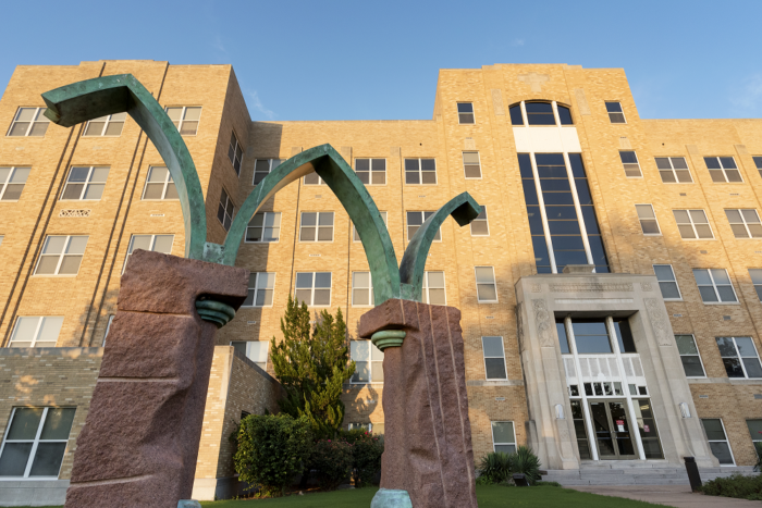 Photo of Bowen School of Law exterior