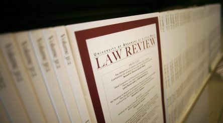 Law Review | University of Arkansas at Little Rock