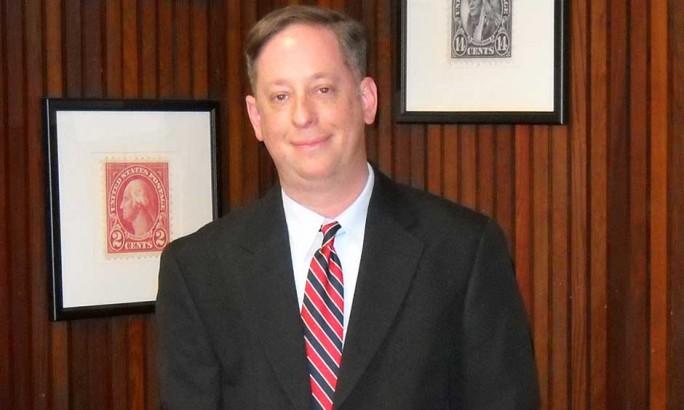 Scott Kaufman, Director of Mail Services